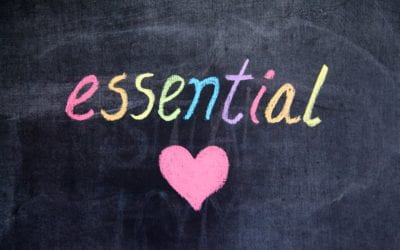 The Key to Meaningful Work: Feeling Essential